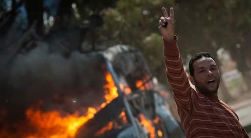 L'aviation française sauve les insurgés de Benghazi
