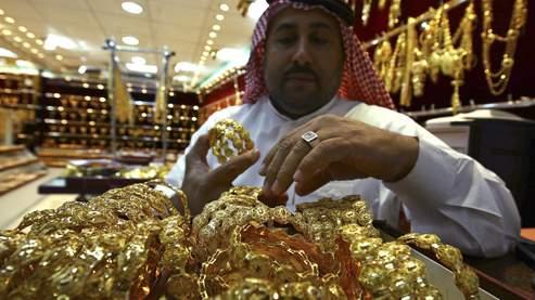 Les Banques centrales du Moyen-Orient misent sur l'or