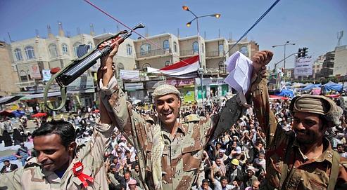 Au Yémen, le président Saleh est en sursis