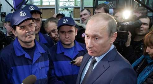 Libye : Poutine et Medvedev en désaccord