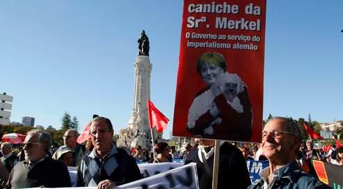 Le Portugal au bord du plan de sauvetage