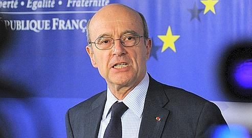 Franche explication entre la France et l'Allemagne