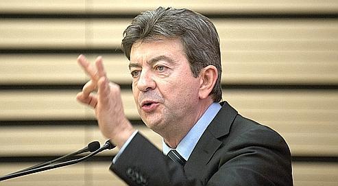 Jean-Luc Mélenchon assume de jouer cavalier seul