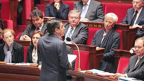 FN : Fillon assure être sur la même ligne que Sarkozy