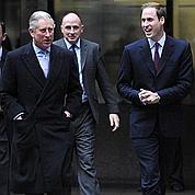Les Anglais préfèrent William à Charles