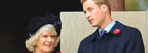 Prince William : sa rencontre avec Camilla