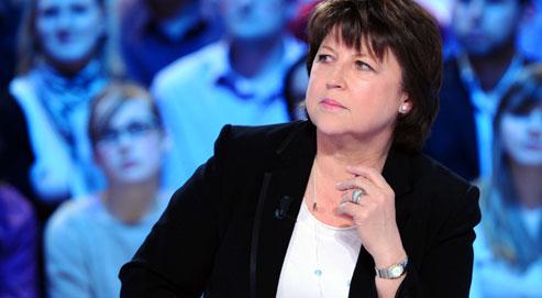 Cantonales : Martine Aubry pousse son avantage