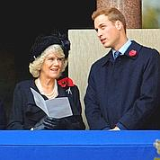 Prince William rencontre Camilla