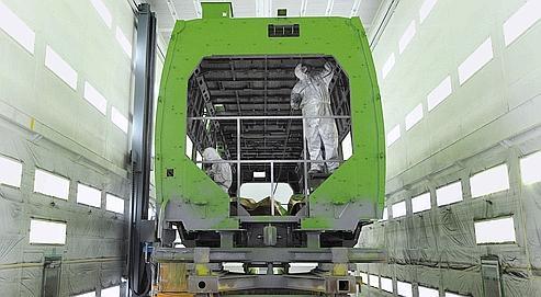 Transport: Alstom affecté par les baisses de commandes