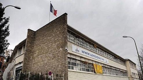 Le FN promet de rembourser la Société Générale