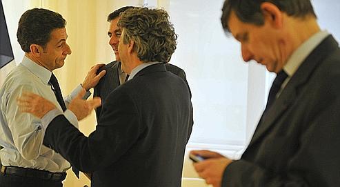 UMP: Sarkozy et Fillon veulent éviter le morcellement