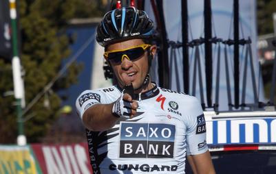 Contador reste au top