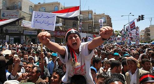Vague de contestation au Moyen-Orient