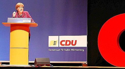Angela Merkel affronte un nouveau dimanche noir