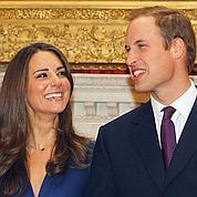 Le prince William va épouser Kate Middleton