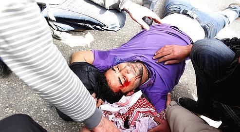 Un mort et plus de cent blessés à Amman