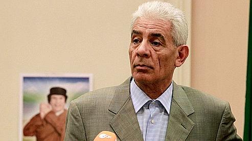 Moussa Koussa, le 18 mars dernier.
