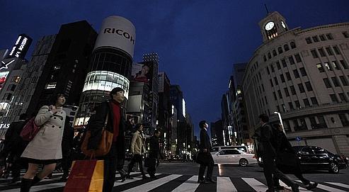 Japon : la bataille pour l'électricité