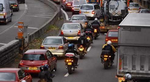 Bientôt des radars sur des motos banalisées