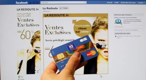 Facebook: 600millions d'acheteurs potentiels