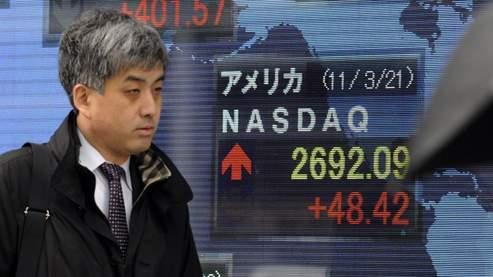 Début de semaine mitigé pour les Bourses asiatiques