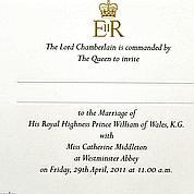 Comment s'inviter au mariage de William