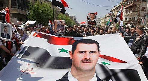 Le régime syrien n'est pas près de tomber