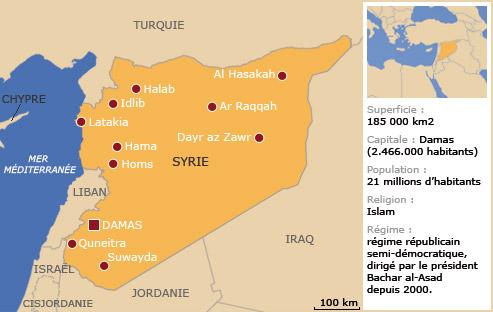 Le gouvernement syrien démissionne