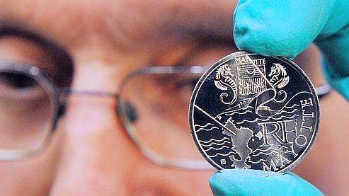 Mayotte a déjà un euro à son effigie