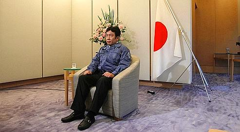 Yukio Edano, le visage de la crise japonaise