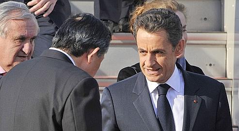 Nicolas Sarkozy au chevet des expatriés au Japon