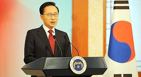 Les deux Corées testent la «diplomatie du volcan»