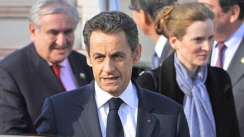 Sarkozy veut des normes nucléaires internationales