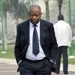 Laurent Gbagbo à Abidjan le 11 janvier dernier.