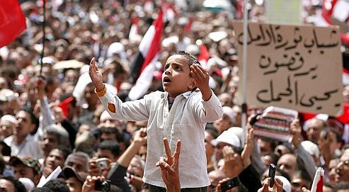 Un nouveau vendredi de la contestation arabe