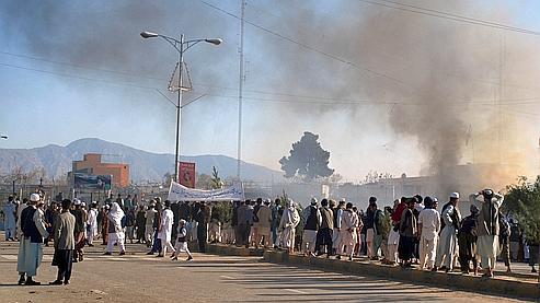 Afghanistan : douze morts dans une attaque contre l'ONU