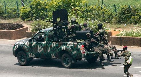 À Abidjan, le silence et l'angoisse avant l'assaut final