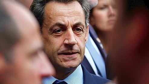 Sarkozy est le «meilleur candidat» à droite, selon Copé