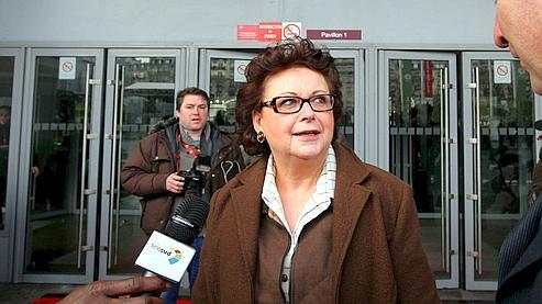 Christine Boutin pense à 2012