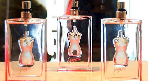 Jean Paul Gaultier très courtisé pour ses parfums