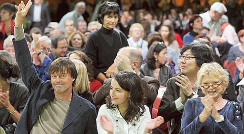 Hulot pourrait faire cavalier seul en 2012