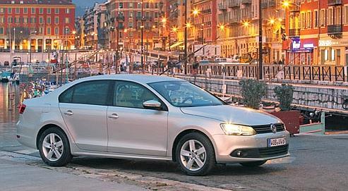 VW Jetta, le trublion des berlines