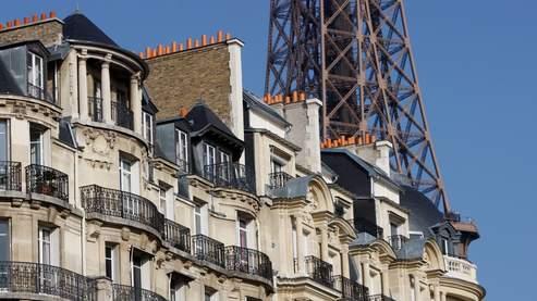 Immobilier : la hausse des prix ralentit en Ile-de-France