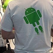 Android se rapproche de l'iPhone en France