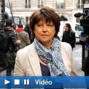 Martine Aubry : «Quand je serai candidate...»