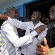 Les portes de sortie de Laurent Gbagbo