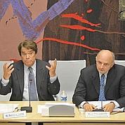 Affaire Tapie: la lettre controversée de DSK