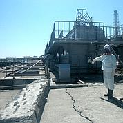 Fukushima : la fuite radioactive colmatée
