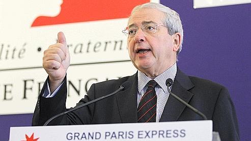 Jean-Paul Huchon est menacé d'inéligibilité pour avoir organisé deux campagnes de communication dans les six mois précédant le scrutin régional de 2010, pour un montant de 1,5 million. Crédits photo : PATRICK KOVARIK/AFP.