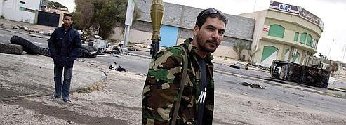 Misrata, prison à ciel ouvert sous le feu des pro-Kadhafi